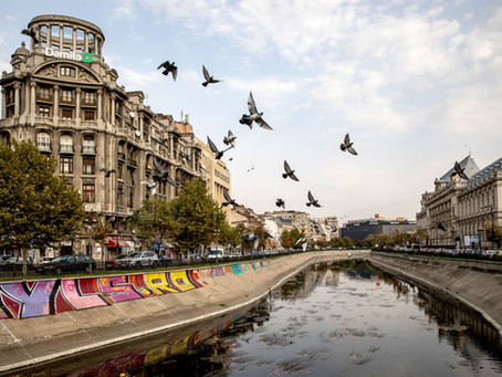 Top 4 places to visit in Bucharest