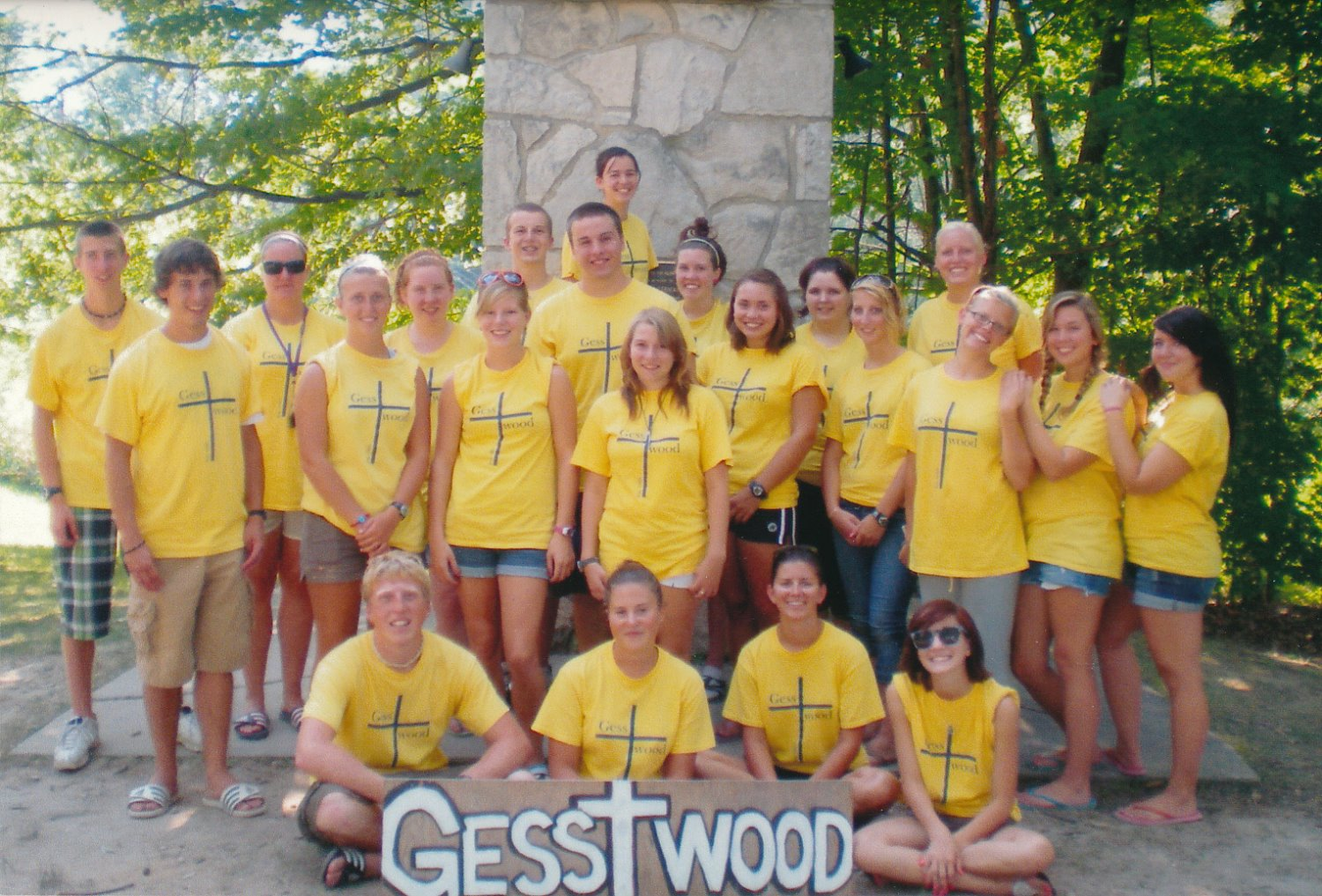 Gesstwood Camp staff