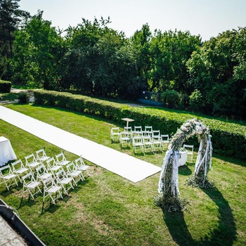 Svatební palouk na Brněnské přehradě