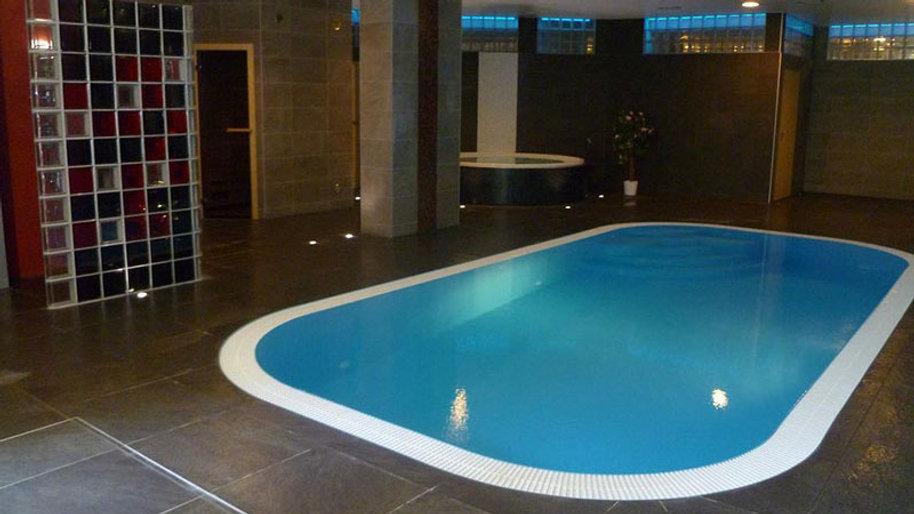 Wellness bazén Brno