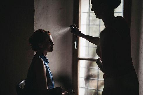 Zkouška líčení nevěsty