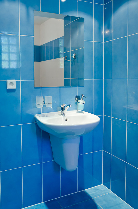 Wellness koupelna