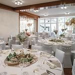 Salonek v restauraci