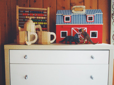 5 Ways to Keep Toys From Taking Over!