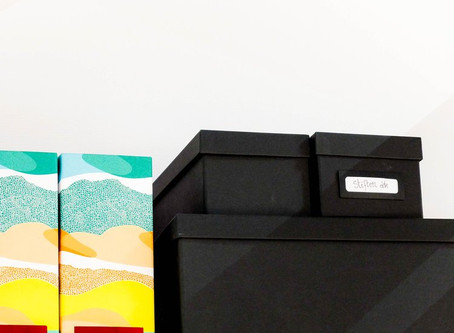 FINDING THE RIGHT ORGANIZING PRODUCTS