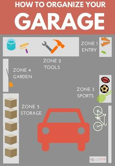 5 Ways to Maintain Order in Your Garage