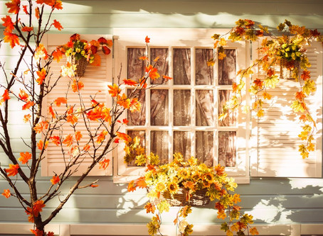 [CHECKLIST] OCTOBER TO-DO LIST FOR YOUR HOME