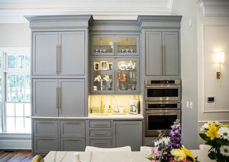 Refresh Your Home with Painted Cabinets