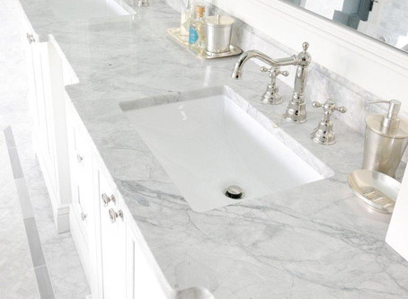 Choosing The Right Bathroom Counter Tops