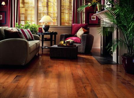 Homeowner Tip – Hardwood Gapping