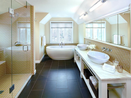 Bathroom Surfaces – Cleaning Tips
