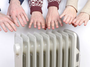 What should you do if you have discovered that your furnace isn't producing heat?