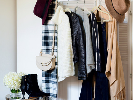 IT'S TIME TO TRANSITION YOUR WARDROBE FOR FALL!
