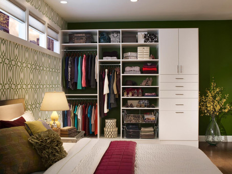 How To Sort And Organize A Closet
