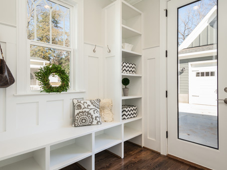 Give Your Entryway A New Look For The New Year