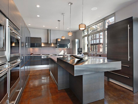 4 Tips For Cleaner Stainless Steel