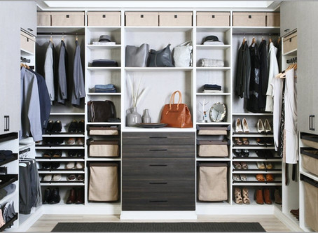 Easy Closet Storage Solutions for All Your Wardrobe Accessories