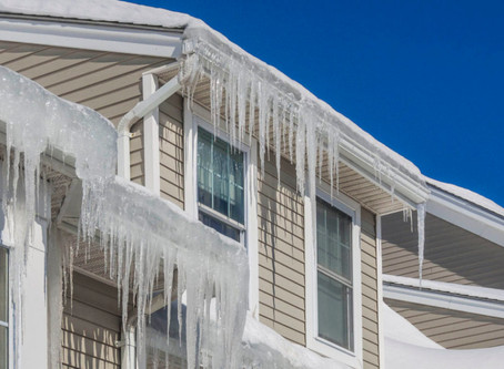 Attic Venting and Ice Damming