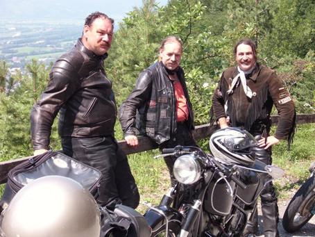 Fürstliche Beemer-Tour 2009
