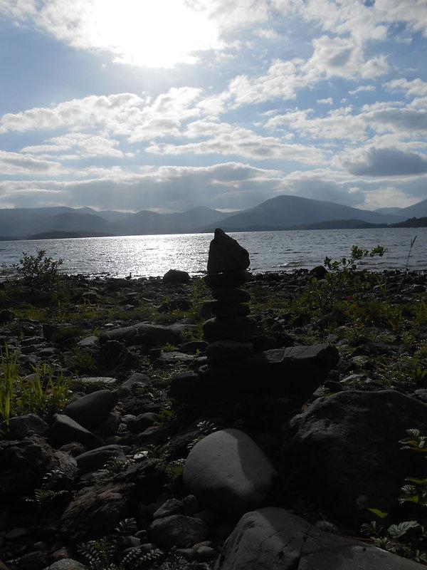 der Loch Lomond