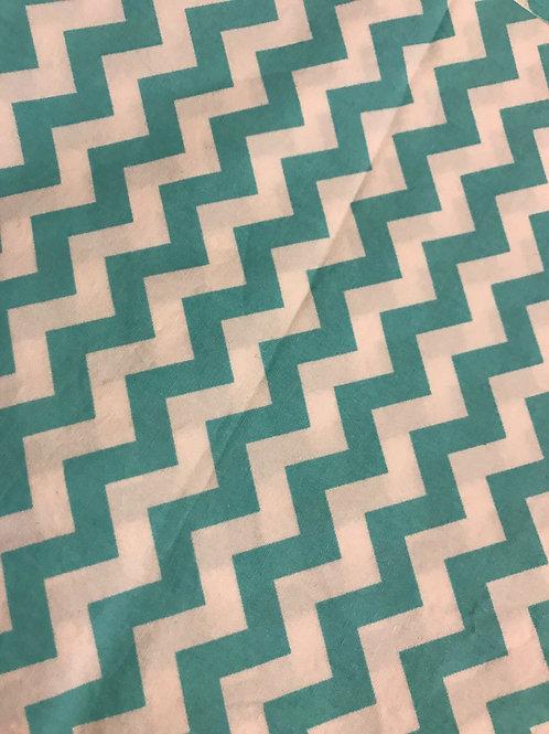 XL Zigzag aqua