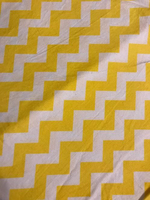XL Zigzag yellow