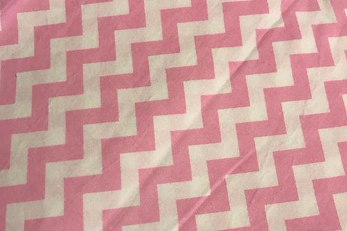 XL Zigzag pink