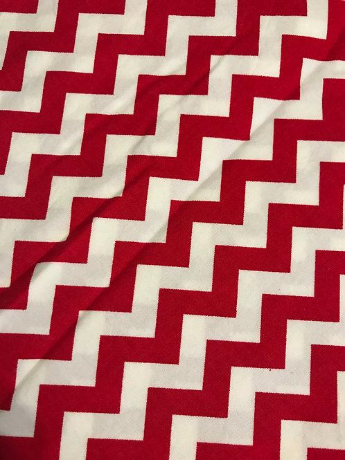 XL Zigzag red