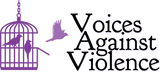 Voices Against Violence Logo
