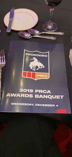 PRCA Banquet