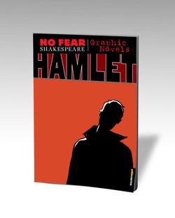 Hamlet Graphic Novel Cover
