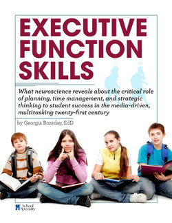 Executive Functions White Paper Cover