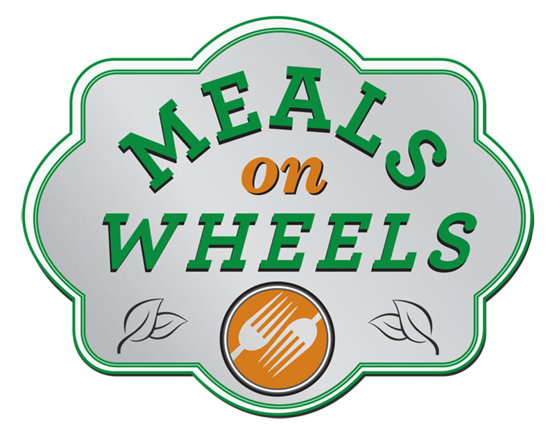 Meals On Wheels Cafe Sign