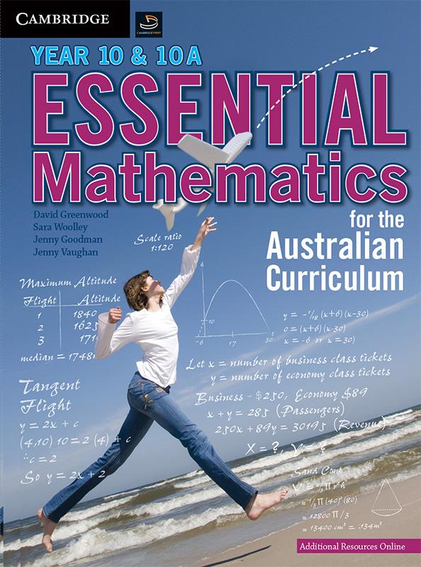 Essential Mathematics Cover