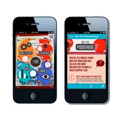 iPhone Screen Design