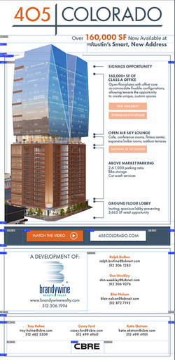 Commercial Real Estate Eblast