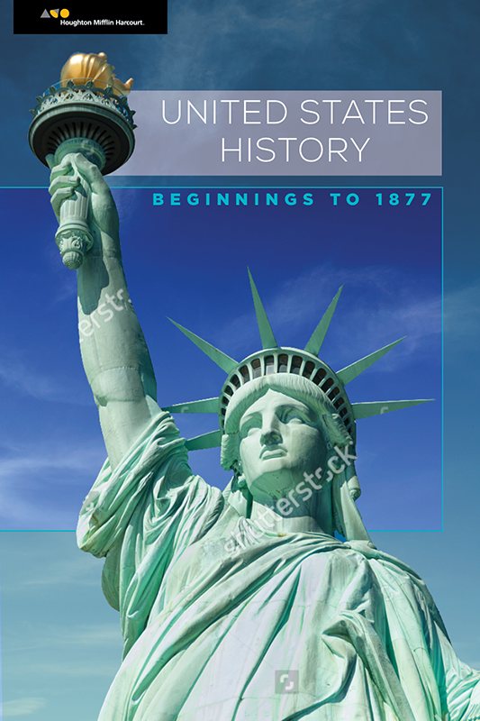 US History, Liberty Cover