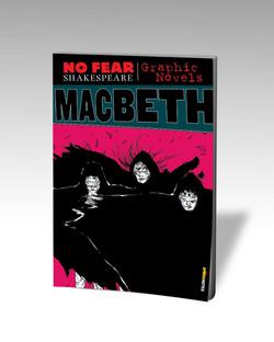 Macbeth Graphic Novel Cover
