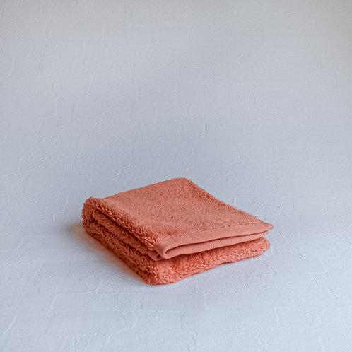 <KICCA>FACE TOWEL(ORANGE)