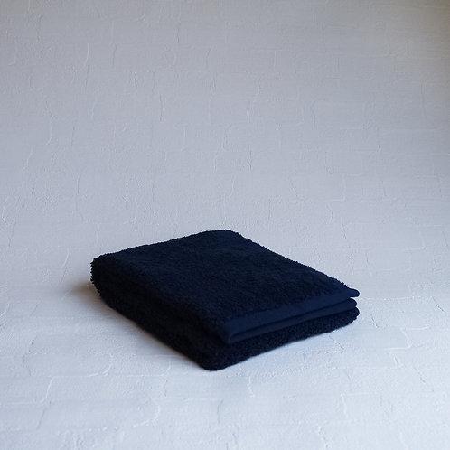 <KICCA>FACE TOWEL(NAVY)