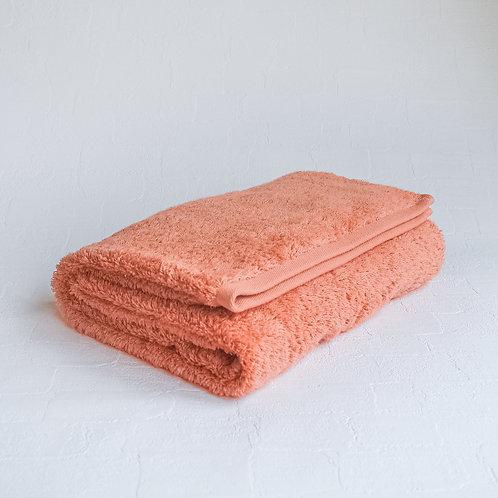 <KICCA>BATH TOWEL(ORANGE)