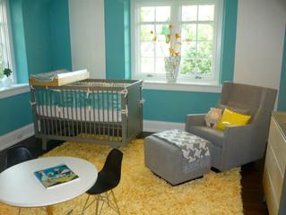 Philadelphia Magazine's Design Home 2011: The Nursery
