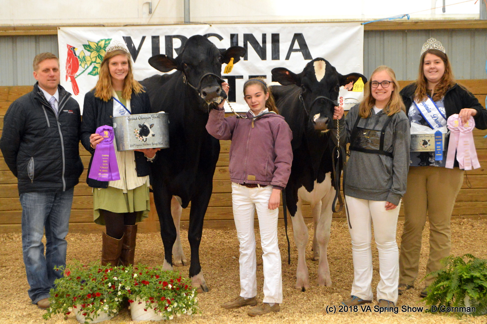 36- Grand Champion Youth R Craun Res-C Lam