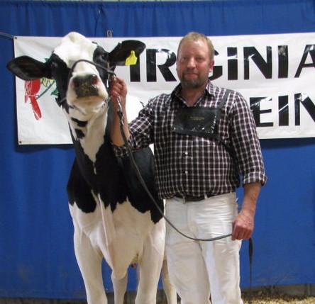 Steve Zirkle - VA Holstein Member Spotlight