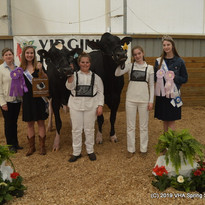 118-Grand Champion Youth-A Janney Reserv