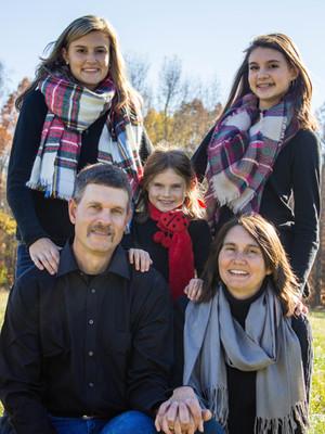 Member Spotlight - The Sifford Family