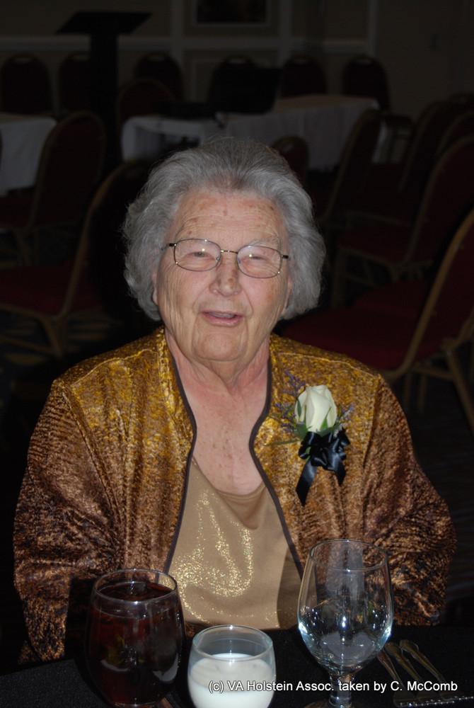 Margie Ann Dick - VA Holstein Member Spotlight