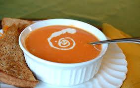 Recipes & Remembrances - Delicious Tomato Soup