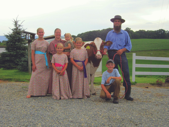 Seth & Ruth Jamison - VA Holstein Member Spotlight