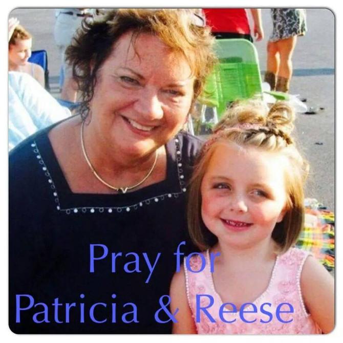 Information for Patrica Stiles & Reese Burdette